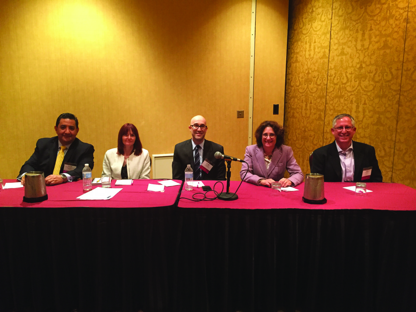 Panel discussions enabled participants to gain additional insights.