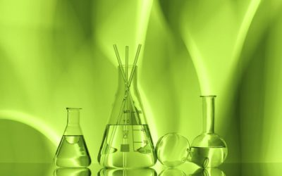 Test Tubes-Science Green Sustainability