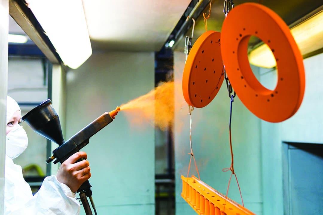 Market Update: Advances in Powder Coatings - American Coatings Association