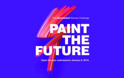 AkzoNobel Launches First 'Paint the Future' Startup Challenge