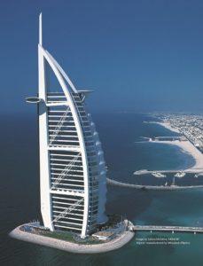 气候变化 - 迪拜酒店