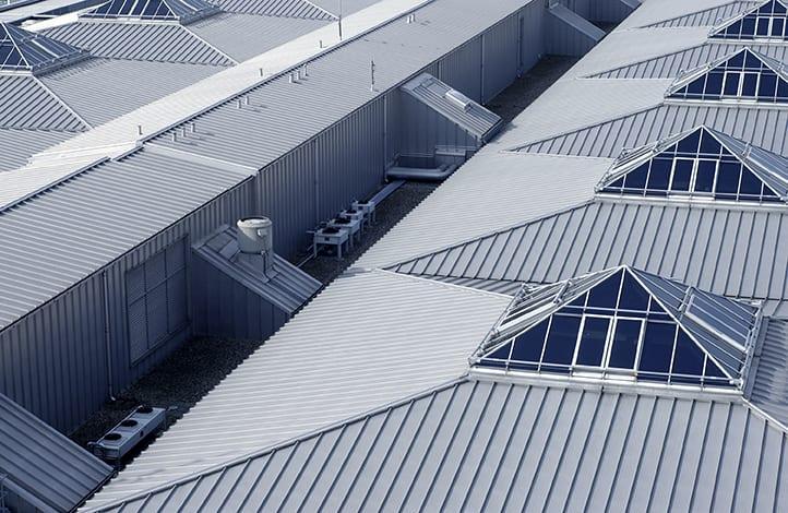 用于建筑应用的含氟聚合物涂料
