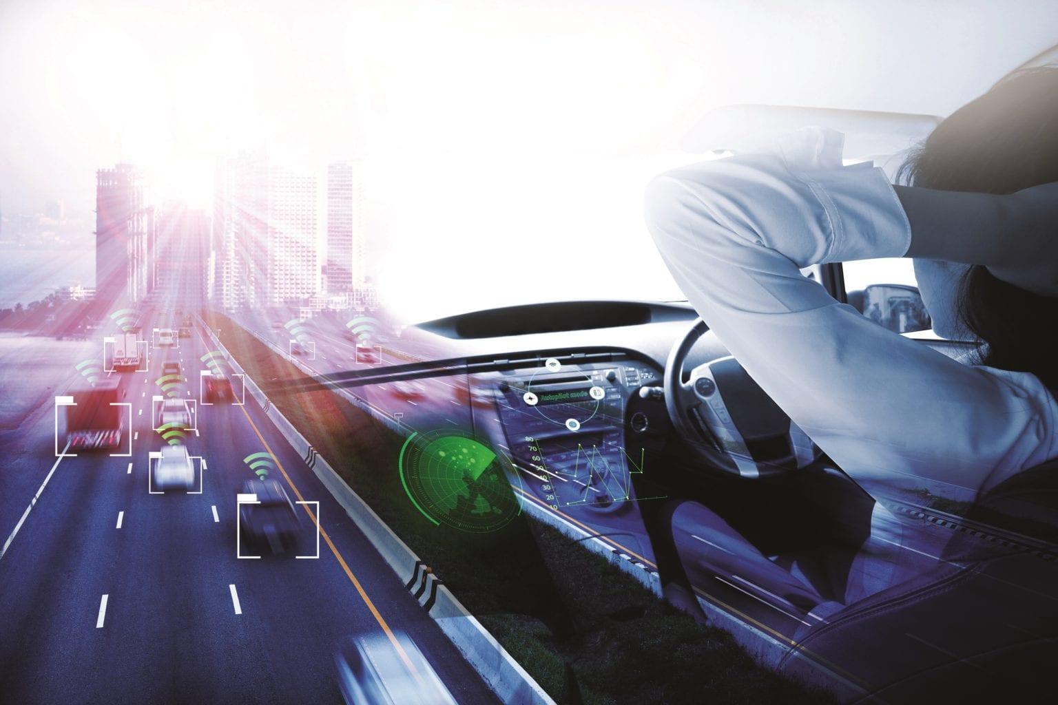 electric car or intelligent car