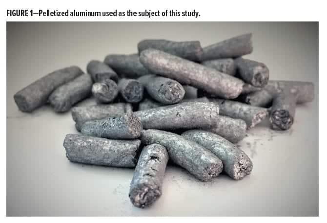 Pelletized Aluminum Fig 1
