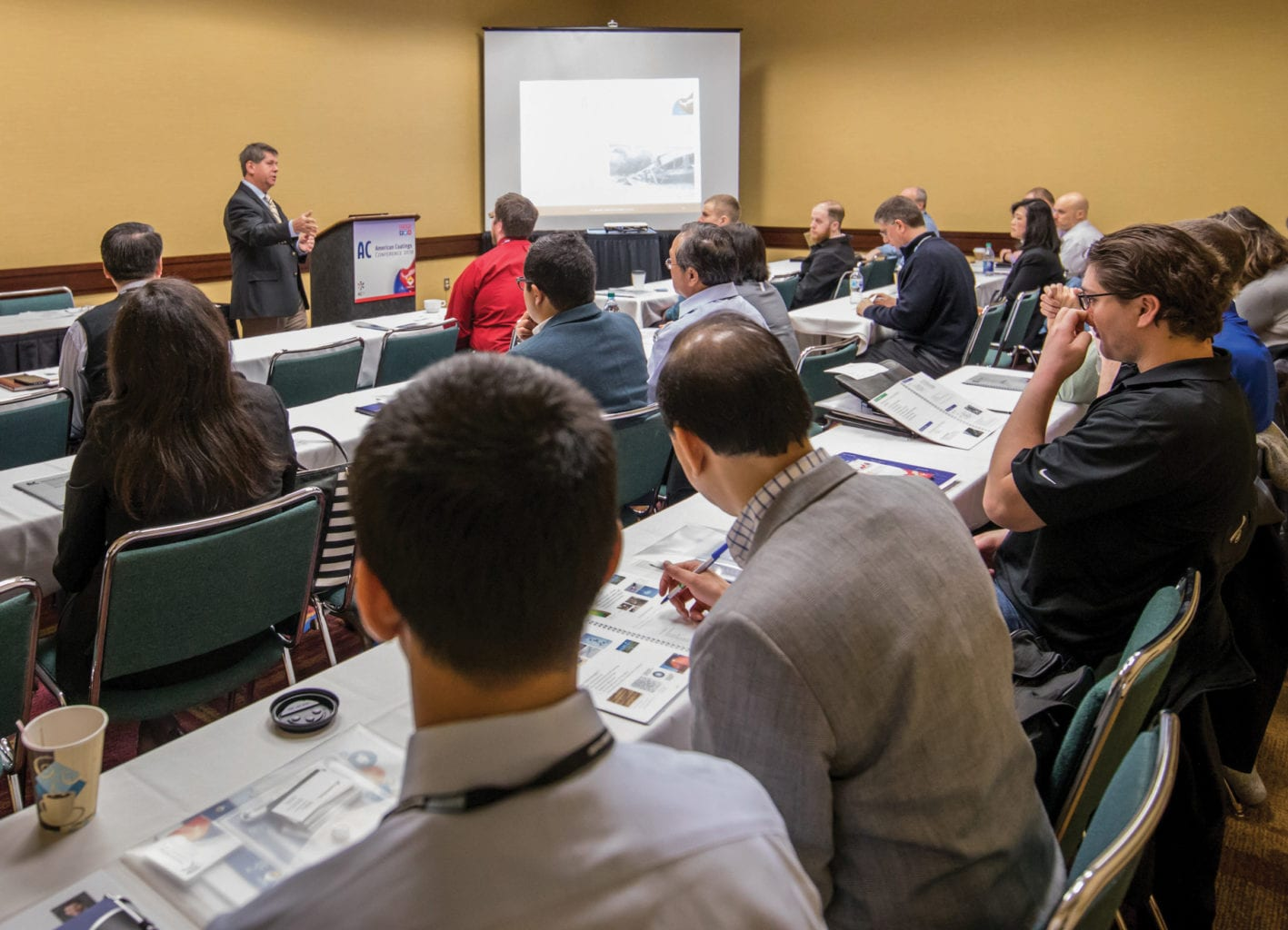 ACC 2020 Pre-Conference Tutorials to Highlight Coatings Essentials