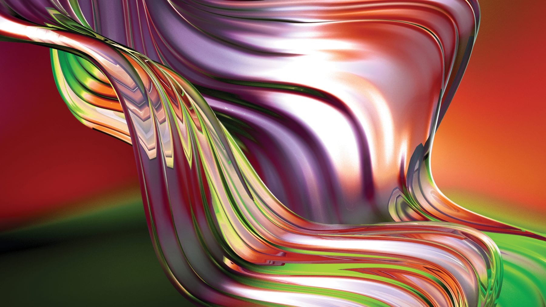 Abstract colorful background. 3d illustration, 3d rendering.