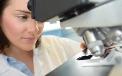 high powered microscopes