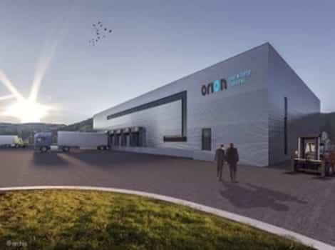 Orion logistics center