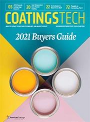 November-December Cover of CoatingsTech magazine