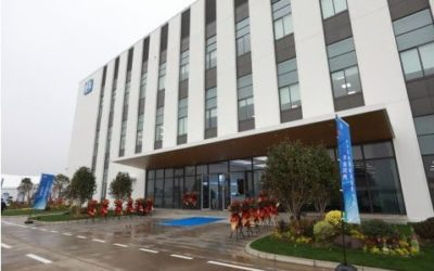 image of PPG office in China
