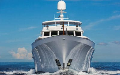 AkzoNobel's Yacht Coatings Business Partners with Water Revolution Foundation